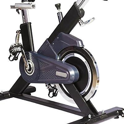 Tianmum Fitness bicycles indoor Trainer quiet body sculpting fitness equipment S600 Black White