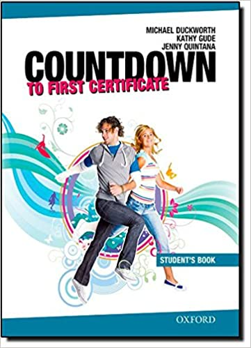 Book Countdown to First Certificate: Student's Book