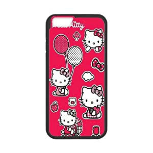 Hello Kitty ROCK0008983 Phone Back Case Customized Art Print Design Hard Shell Protection Iphone 6