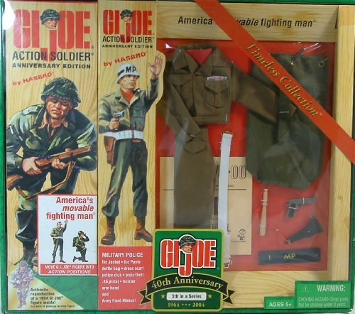 GI Joe 40th Anniversary Edition, Action Soldier, Military Police