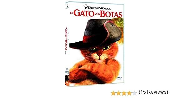 El Gato Con Botas (Blanca) [DVD]: Amazon.es: Animación, Chris Miller: Cine y Series TV