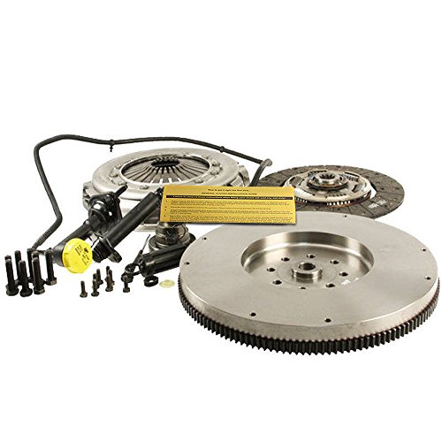 VALEO CLUTCH KIT+SLAVE+FLYWHEEL for DODGE RAM 2500 3500 5.9L CUMMINS TURBO 6-SPD