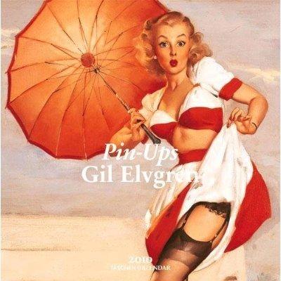 Gil Elvgren Pin-Ups 2010 Wall Calendar