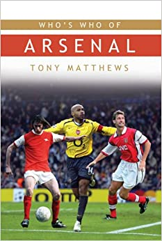 Book Who's Who of Arsenal