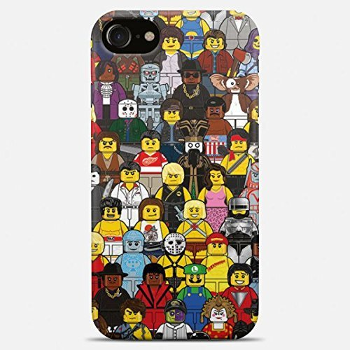Lego phone case Lego iPhone case 7 plus X 8 6 6s 5 5s se Lego Samsung galaxy case s9 s9 Plus note 8 s8 s7 edge s6 s5 s4 note gift art cover font