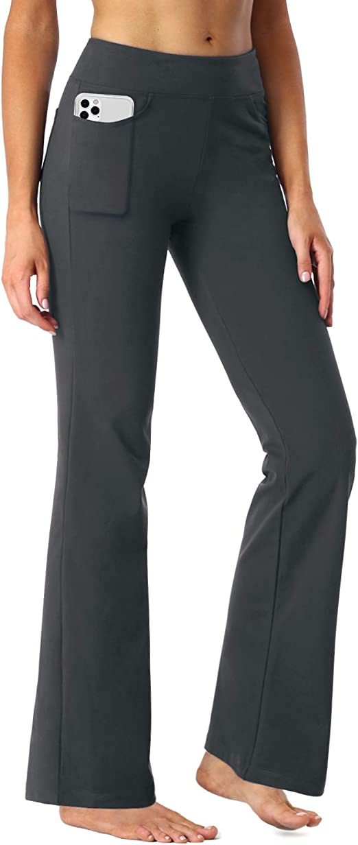 SEVEGO Womens 32//34 Tall Inseam Cotton Soft Jogger with Zipper Pockets Drawstring Workout Lounge Sweatpants