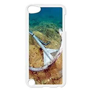 DIYCASETORE Phone Case Anchor Bumper Plastic Customized Case For Ipod Touch 5