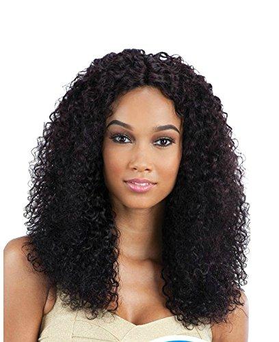 Mocha Brown Wig - 2