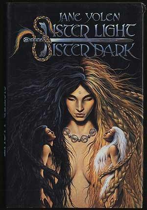 book cover of Sister Light, Sister Dark