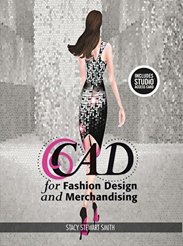 CAD for Fashion Design and Merchandising: Bundle Book + Studio Access Card
