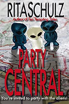 Party Central by [Schulz, Rita]