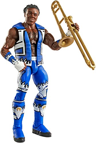WWE Elite Figure, Xavier Woods
