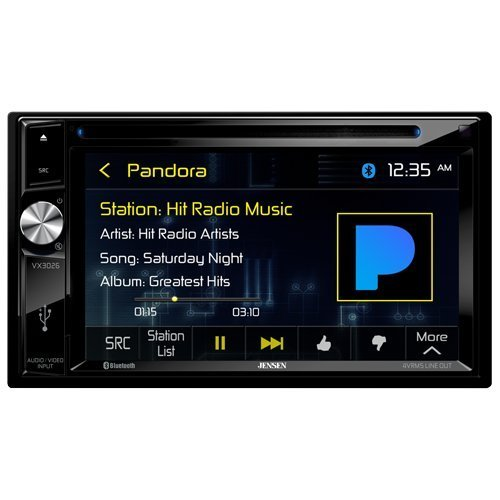Best Double Din Head Unit in 2018 – Reviews and Buyer's Guide