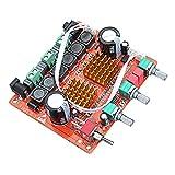 DC 12-24V 200W 3 Channel D Class 2.1 Digital Power Amplifier Board High Power Bass Speaker HIFI Fever Level Sound Quality - Arduino Compatible SCM & DIY Kits - Module Board