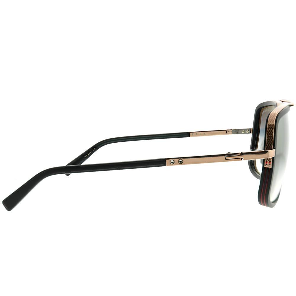 Amazon.com: anteojos de sol Dita Mach One DRX 2030 l-blk-rgd ...
