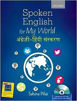 SPOKEN ENGLISH FOR MY WORLD HINDI SABINA PILLAI - Where is hindi spoken in the world