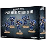 Games Workshop 99120101034 - Warhammer 40.000 - Figurine - Escouade D'Assaut
