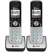 AT&T TL88002 Cordless Handset DECT 6.0 Technology 1.9GHz (2 Pack)