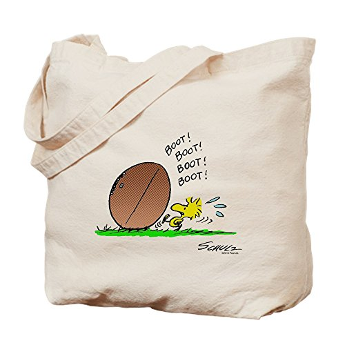 CafePress Cloth Bag Bag Natural Tote Shopping Canvas Woodstock Kicker rgY7qrfw