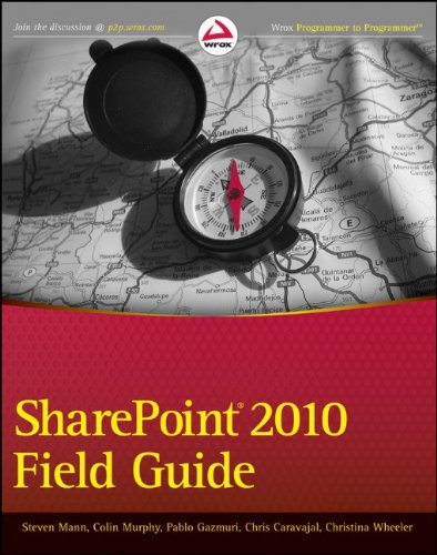 [PDF] SharePoint 2010 Field Guide Free Download | Publisher : Wrox | Category : Computers & Internet | ISBN 10 : 1118105052 | ISBN 13 : 9781118105054