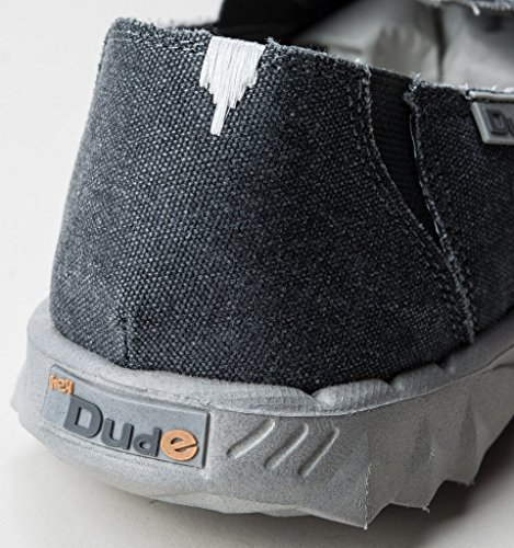 Slip Oceano EU41 Dude Classique UK7 Pour On Hey Chaussures Mule Homme Farty RwFqzIOX