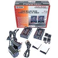 Calrad 40-2000 HDMI EXTENDER OVER CAT5E/6 150-FT