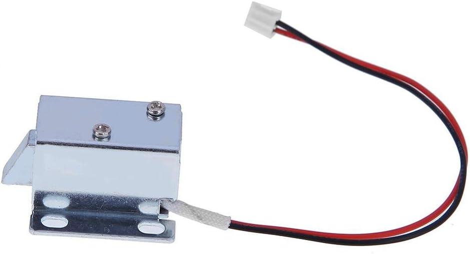Demiawaking DC 6/V//12/V Mini Porte darmoire tiroir Loquet Serrure /électrique assembl/ée sol/éno/ïde