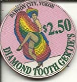 Diamond Tooth Gerties $2.50, Dawson City Nuggets Stanley Cup