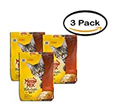 PACK OF 4 – Meow Mix Tender Centers Cat Food Salmon & White Meat Chicken, 13.5 LB Review