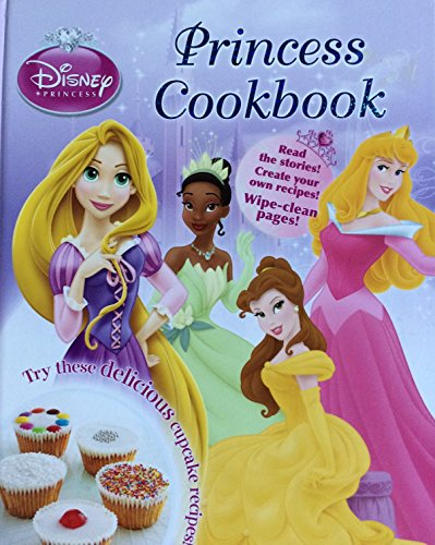 Princess Cookbook (Disney Princess)