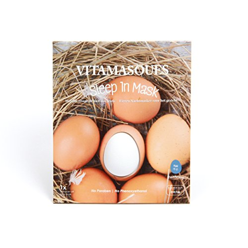 Egg Mask For Face And Hair