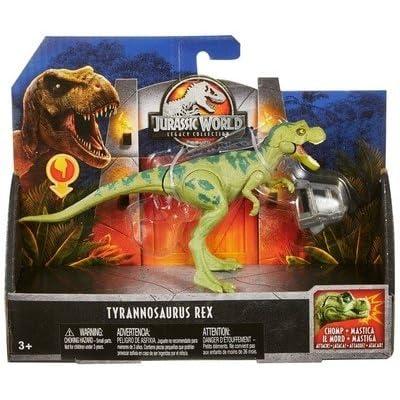 "Jurassic World Legacy Collection Tyrannosaurus Rex Dinosaur Posable Figure 6"" Battle Damaged: Toys & Games"