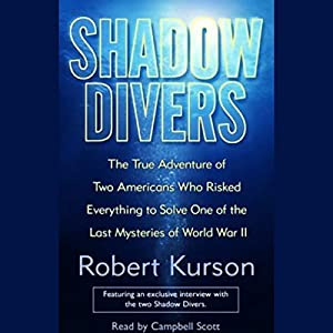 Shadow Divers Hörbuch