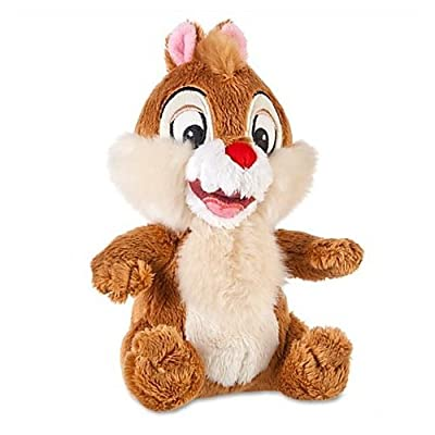 Disney Chip an' Dale: Dale Mini Bean Bag Plush -- 7 1/2'' Seated: Toys & Games