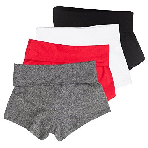 RIKKI Womens Active Stretch Shorts