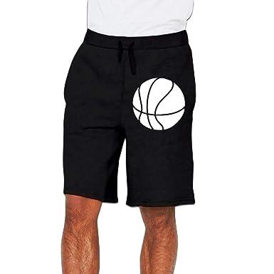 Men S Basketball Silhouette Jogger Shorts Bodybuilding Short At