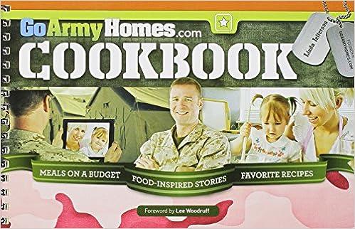 Image result for Go Army Spiral Bound Cookbook