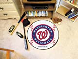 Fanmats Sports Team Logo MLB - Washington Nationals Baseball Mat