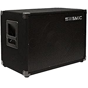seismic audio 15 bass guitar speaker cabinet 300 watts rms 115 speakers 1x15. Black Bedroom Furniture Sets. Home Design Ideas