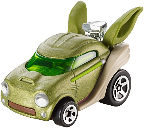 Hot Wheels Star Wars Yoda Vehicle