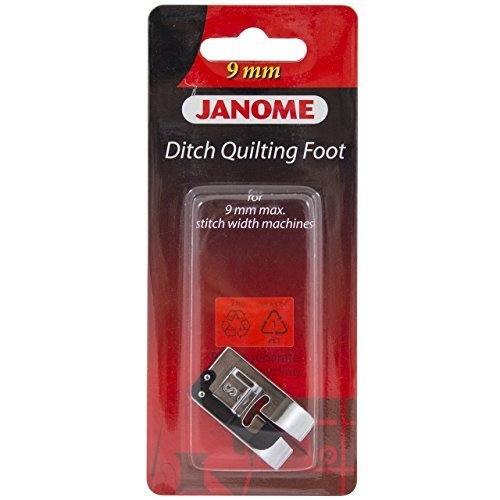 Janome Ditch Quilting Foot For 9mm Machines