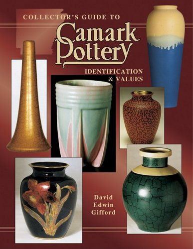 Collectors Guide To Camark Pottery Identification Values
