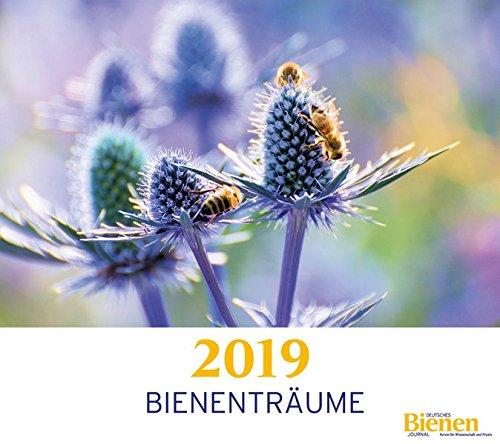 Bienenträume 2019: Fotokalender Deutsches Bienen-Journal