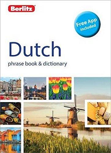 Berlitz Phrase Book & Dictionary Dutch (Bilingual dictionary) (Berlitz Phrasebooks)...