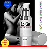 'Ez-Go'Sex Gel Cream for All Ages of Woman, #1 HORNEY INTENSE Sex, Libido, Orgasm, and heavenly Climax, WHY Lose Your Man to Another Woman?Sex Pill. For heavenly Sexual Pleasure. Made in USA.