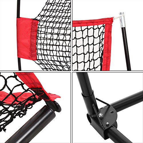 OUTCAMER Golf Hitting Net 10 x 7 ft Collapsible Portable Golf Practice Driving Net for Backyard Training Indoor and Outdoor by OUTCAMER (Image #3)