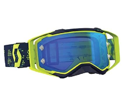 c44d46efc02 Amazon.com  Scott Prospect Goggle-Yellow Blue  Automotive