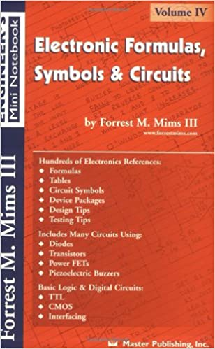 Electronic Formulas, Symbols & Circuits: Forrest M. Mims III ...