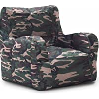 Big Joe SmartMax Duo Bean Bag Chair, Multiple ColorsCAMO by Comfort Research
