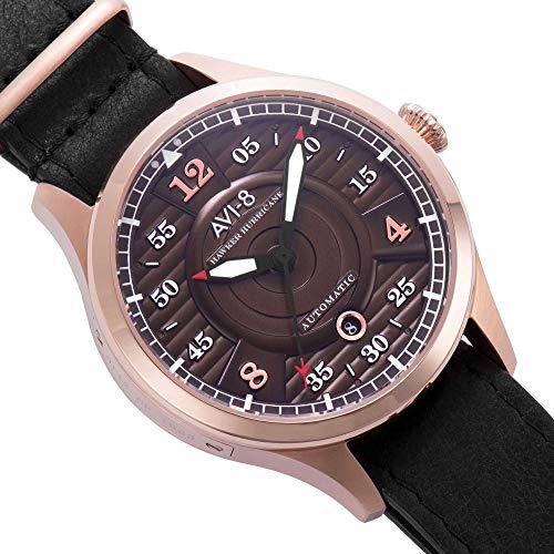 AVI-8 Automatisk klocka AV-4046-02